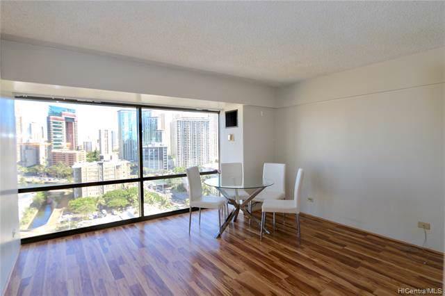 1750 Kalakaua Avenue #1707, Honolulu, HI 96826 (MLS #202001255) :: Elite Pacific Properties