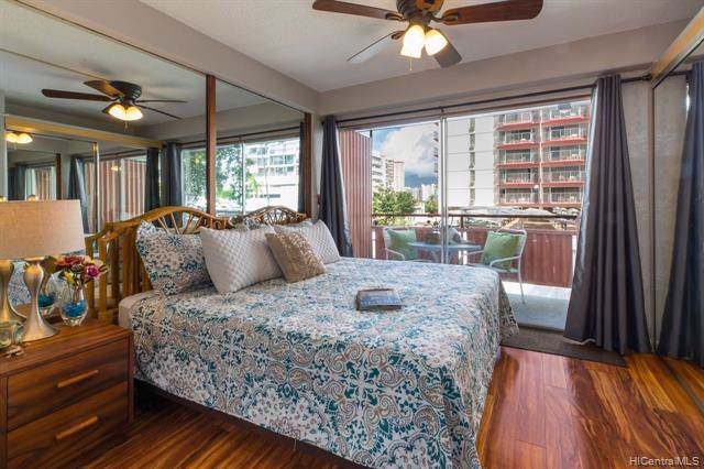 417 Nohonani Street #404, Honolulu, HI 96815 (MLS #202001270) :: Barnes Hawaii