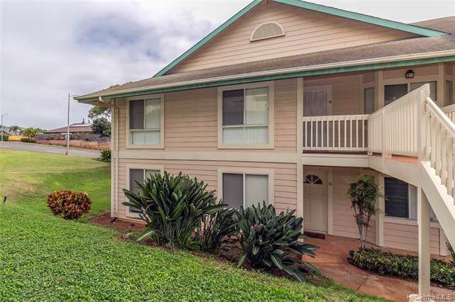 92-1242 Palahia Street T101, Kapolei, HI 96707 (MLS #202001274) :: Maxey Homes Hawaii