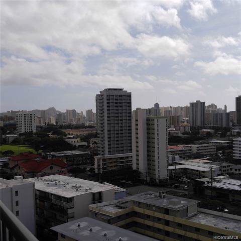 1630 Liholiho Street #1404, Honolulu, HI 96822 (MLS #202001276) :: Keller Williams Honolulu