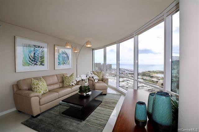 1288 Kapiolani Boulevard W4408, Honolulu, HI 96814 (MLS #202001295) :: Maxey Homes Hawaii