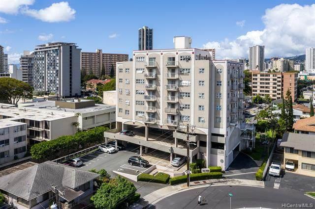 802 Punahou Street #601, Honolulu, HI 96826 (MLS #202001305) :: Team Maxey Hawaii