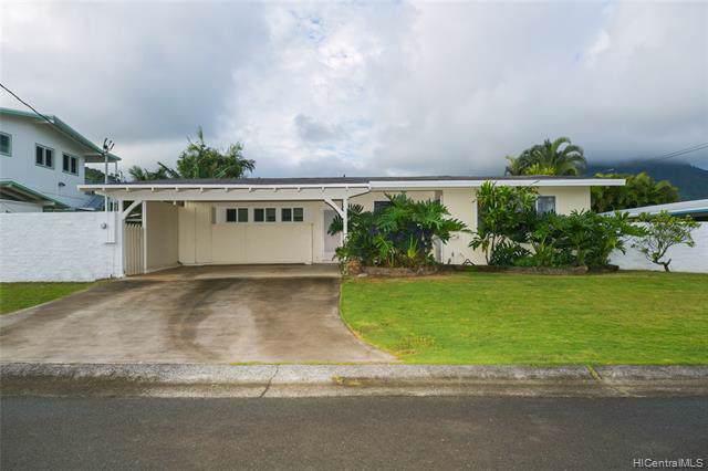 550 Ululani Street, Kailua, HI 96734 (MLS #202001309) :: The Ihara Team