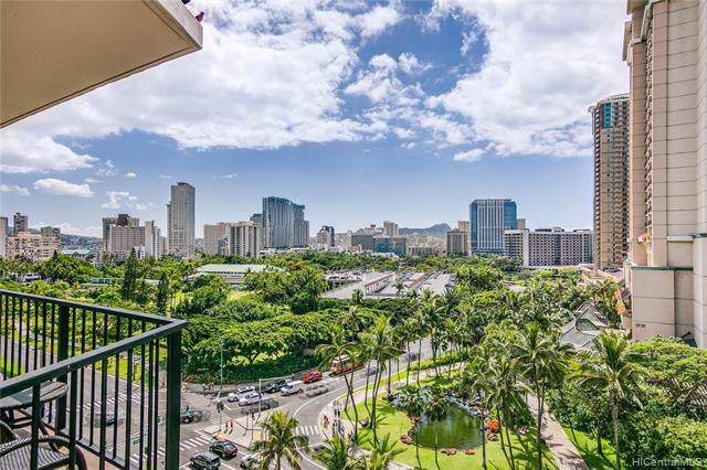 1850 Ala Moana Boulevard #720, Honolulu, HI 96815 (MLS #202001315) :: Maxey Homes Hawaii
