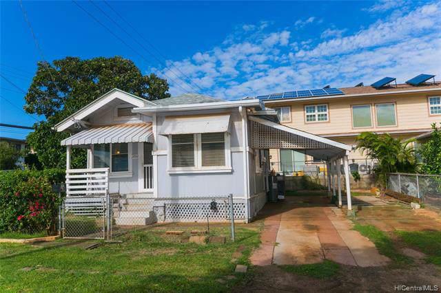 1002 19th Avenue, Honolulu, HI 96816 (MLS #202001353) :: Elite Pacific Properties