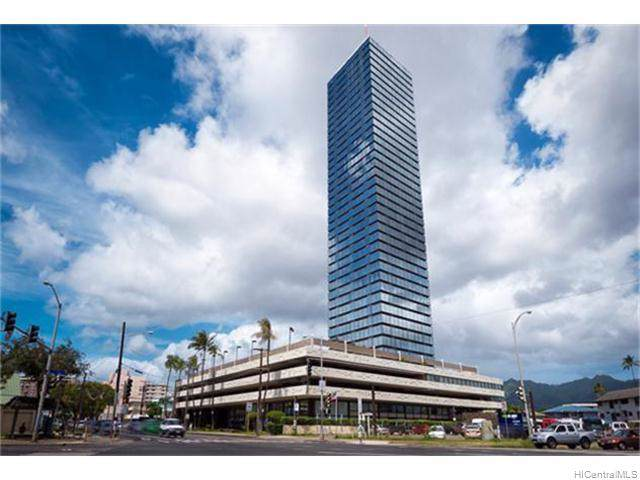 1750 Kalakaua Avenue #202, Honolulu, HI 96826 (MLS #202001375) :: Elite Pacific Properties