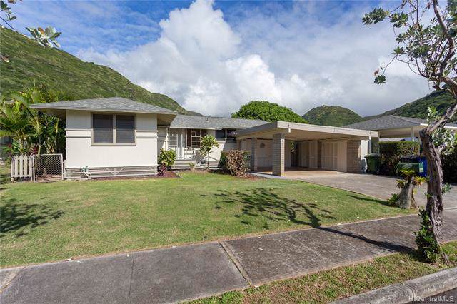 5270 Keakealani Street, Honolulu, HI 96821 (MLS #202001377) :: Elite Pacific Properties