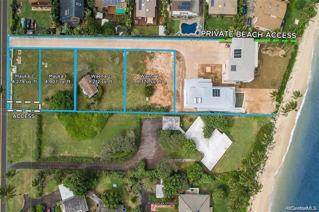 67-431 Waialua Beach Road Mauka 2, Waialua, HI 96791 (MLS #202001387) :: Elite Pacific Properties
