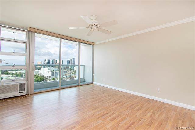 1450 Young Street #2205, Honolulu, HI 96814 (MLS #202001407) :: The Ihara Team