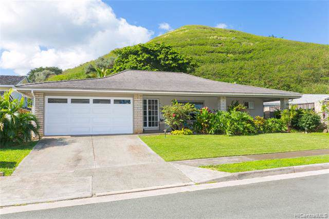 608 Hamakua Place, Kailua, HI 96734 (MLS #202001425) :: Elite Pacific Properties