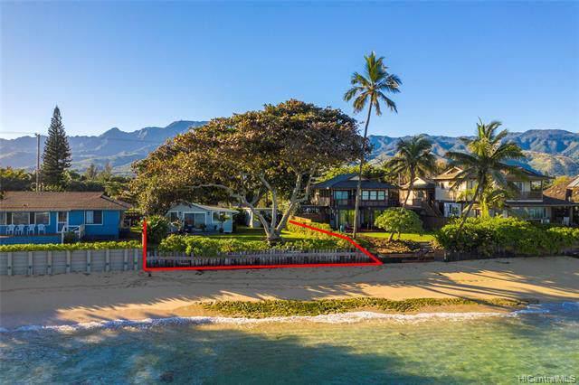 68-533 Crozier Drive, Waialua, HI 96791 (MLS #202001429) :: Team Maxey Hawaii