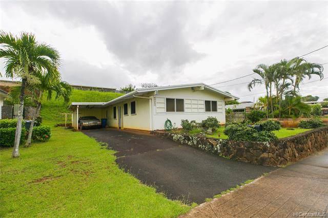 99-462 Paihi Street, Aiea, HI 96701 (MLS #202001445) :: Barnes Hawaii