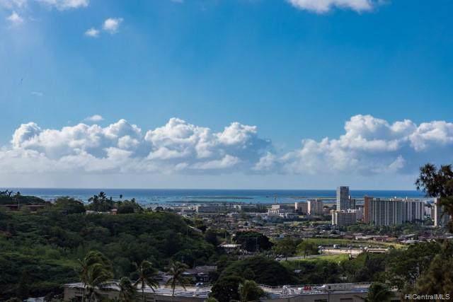 1349F Moanalualani Way 10F, Honolulu, HI 96819 (MLS #202001452) :: The Ihara Team