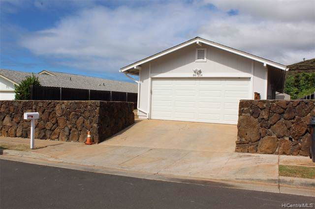 86-214 Moelua Street, Waianae, HI 96792 (MLS #202001460) :: Elite Pacific Properties