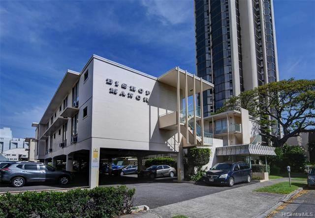 920 Kaheka Street #25, Honolulu, HI 96814 (MLS #202001463) :: Team Maxey Hawaii
