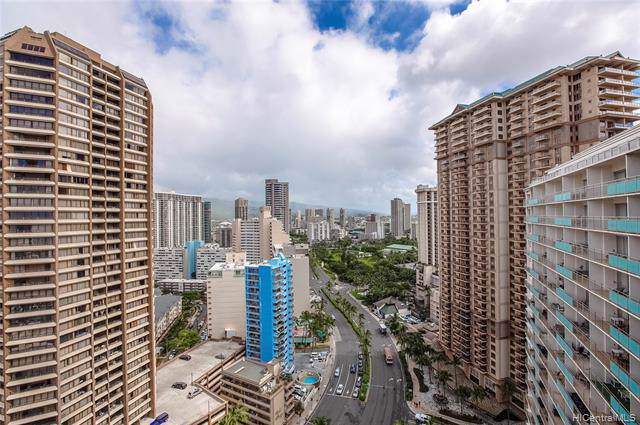 1777 Ala Moana Boulevard #2403, Honolulu, HI 96815 (MLS #202001464) :: Elite Pacific Properties