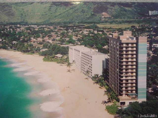 841021 Lahilahi Street #1103, Waianae, HI 96792 (MLS #202001469) :: Elite Pacific Properties
