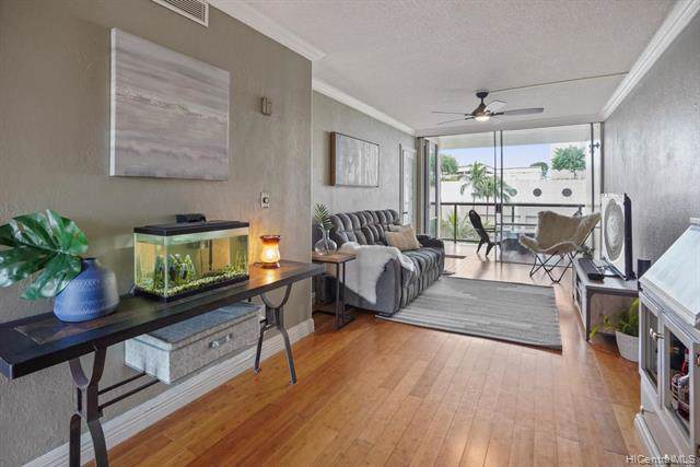 1684 Ala Moana Boulevard #451, Honolulu, HI 96815 (MLS #202001476) :: Maxey Homes Hawaii