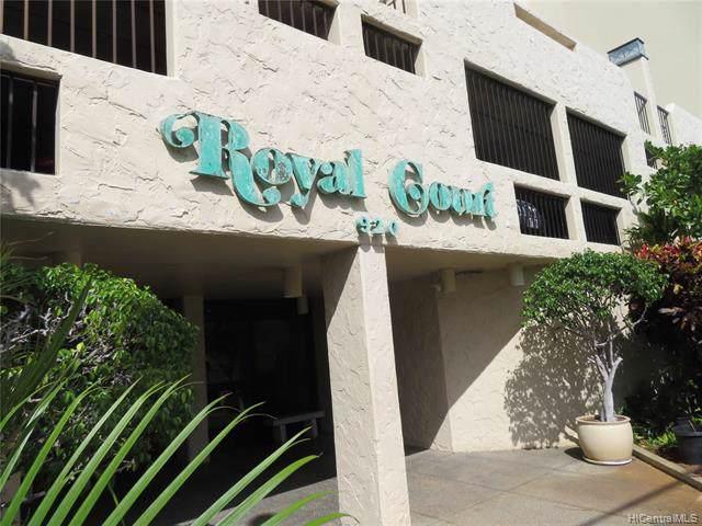 920 Ward Avenue 14C, Honolulu, HI 96814 (MLS #202001477) :: Keller Williams Honolulu