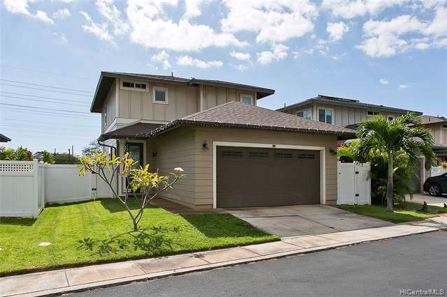 1101 Kukulu Street #18, Kapolei, HI 96707 (MLS #202001481) :: Barnes Hawaii