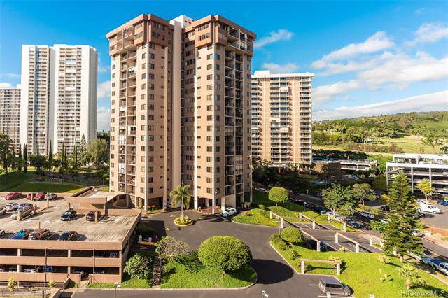 98-487 Koauka Loop B806, Aiea, HI 96701 (MLS #202001484) :: Barnes Hawaii