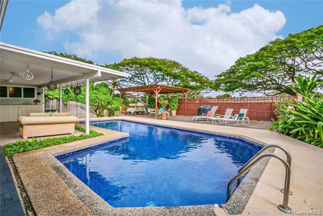 57 Kaneohe Bay Drive, Kailua, HI 96734 (MLS #202001487) :: Barnes Hawaii