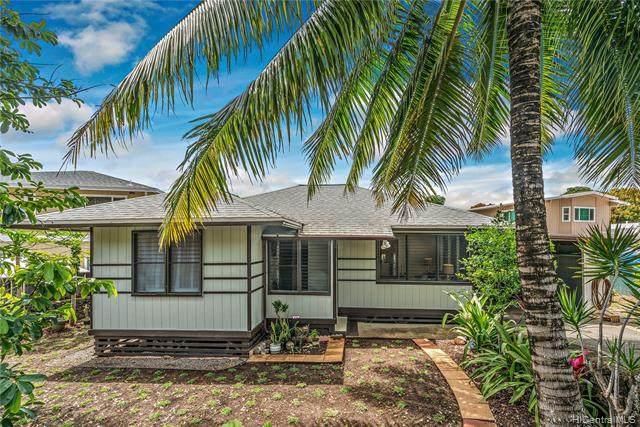 1265 Loho Street, Kailua, HI 96734 (MLS #202001499) :: The Ihara Team