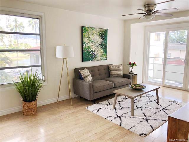 445 Kaiolu Street #211, Honolulu, HI 96815 (MLS #202001507) :: Maxey Homes Hawaii