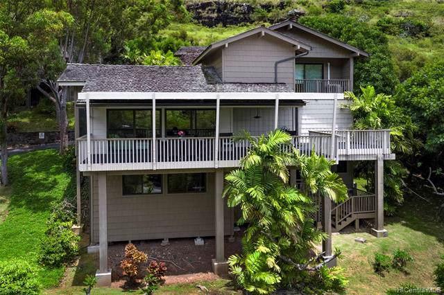 1594 Kalaniuka Circle #92, Honolulu, HI 96821 (MLS #202001513) :: The Ihara Team