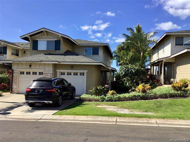 92-1067F Koio Drive M42-6, Kapolei, HI 96707 (MLS #202001530) :: The Ihara Team