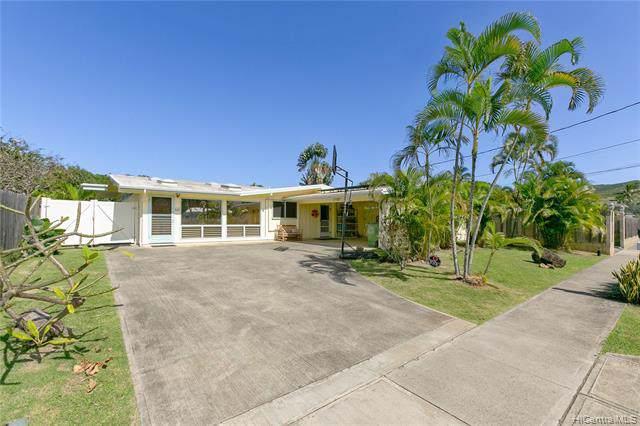 541 Ka Awakea Road, Kailua, HI 96734 (MLS #202001543) :: Maxey Homes Hawaii