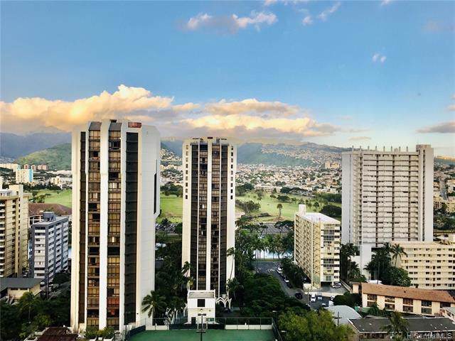 229 Paoakalani Avenue #2209, Honolulu, HI 96815 (MLS #202001544) :: Elite Pacific Properties