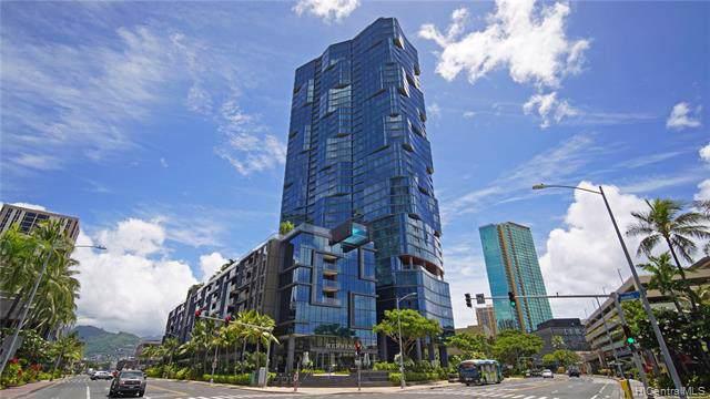 1108 Auahi Street #1703, Honolulu, HI 96814 (MLS #202001548) :: Barnes Hawaii