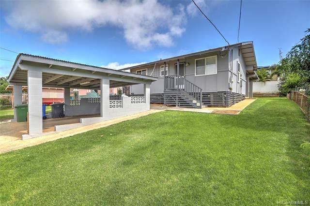 94-1071 Awanani Street, Waipahu, HI 96797 (MLS #202001574) :: Maxey Homes Hawaii