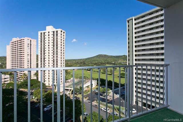 1128 Ala Napunani Street #1009, Honolulu, HI 96818 (MLS #202001575) :: Keller Williams Honolulu