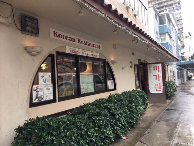 2310 Kuhio Avenue, Honolulu, HI 96815 (MLS #202001579) :: Barnes Hawaii
