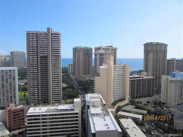 400 Hobron Lane #3015, Honolulu, HI 96815 (MLS #202001580) :: Barnes Hawaii