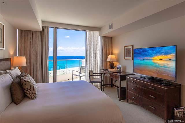 223 Saratoga Road #2320, Honolulu, HI 96815 (MLS #202001589) :: Elite Pacific Properties