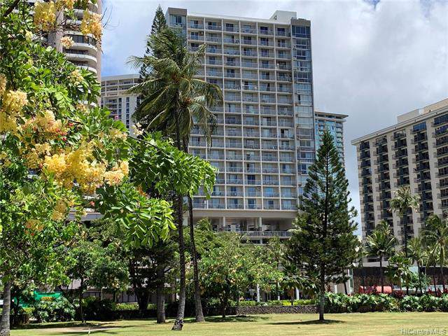 1920 Ala Moana Boulevard #903, Honolulu, HI 96815 (MLS #202001592) :: Barnes Hawaii