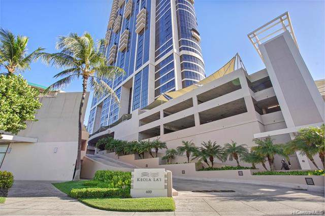 600 Queen Street (PA-) 4122, Honolulu, HI 96813 (MLS #202001604) :: Barnes Hawaii