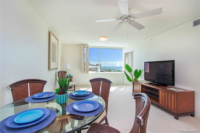 88 Piikoi Street #2005, Honolulu, HI 96814 (MLS #202001620) :: Elite Pacific Properties