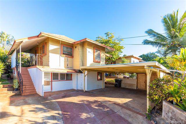 3638 Crater Road D, Honolulu, HI 96816 (MLS #202001624) :: The Ihara Team