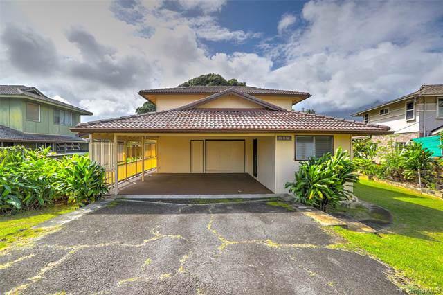 45-070 Waikalua Road, Kaneohe, HI 96744 (MLS #202001625) :: Yamashita Team