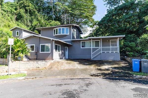 2578 Akepa Street, Pearl City, HI 96782 (MLS #202001634) :: Barnes Hawaii