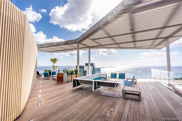 1001 Queen Street #2309, Honolulu, HI 96814 (MLS #202001639) :: Elite Pacific Properties