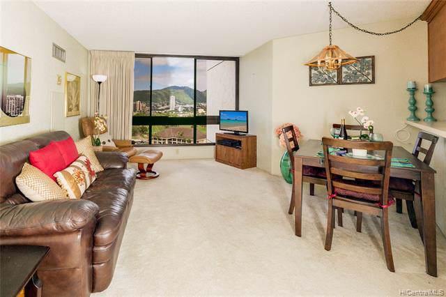 300 Wai Nani Way #1716, Honolulu, HI 96815 (MLS #202001643) :: Elite Pacific Properties