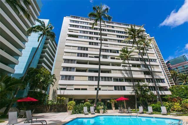 425 Ena Road Ph2a, Honolulu, HI 96815 (MLS #202001677) :: Yamashita Team