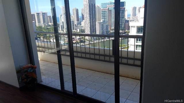2333 Kapiolani Boulevard #2417, Honolulu, HI 96826 (MLS #202001687) :: Elite Pacific Properties