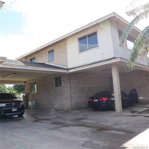 85-808 Lihue Street A, Waianae, HI 96792 (MLS #202001699) :: Elite Pacific Properties