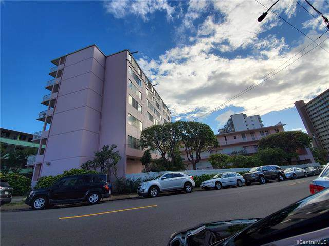 1020 Green Street #104, Honolulu, HI 96822 (MLS #202001705) :: Team Lally